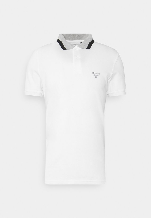 ALSTON - Poloshirts - white