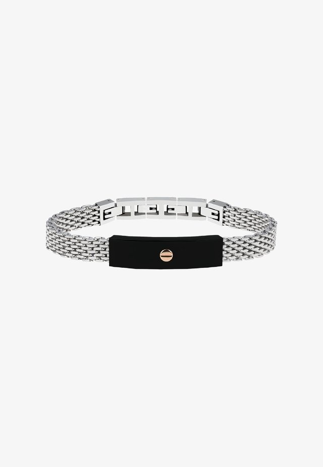 Bracelet - silver_coloured