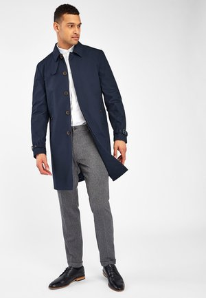 BRITISH MILLERAIN SIGNATURE - Short coat - blue