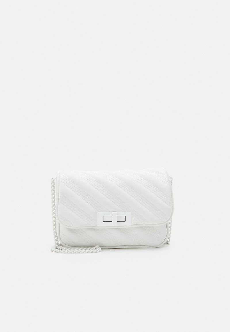 PARFOIS - CROSSBODY BAG CHANDLER - Across body bag - white