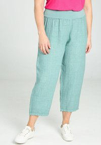 Paprika - Trousers - mint - 0