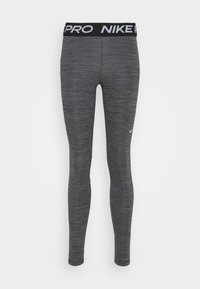 Nike Performance - Leggings - black/heather/white - 4
