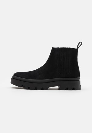 LEWIS BOOT - Botki - black