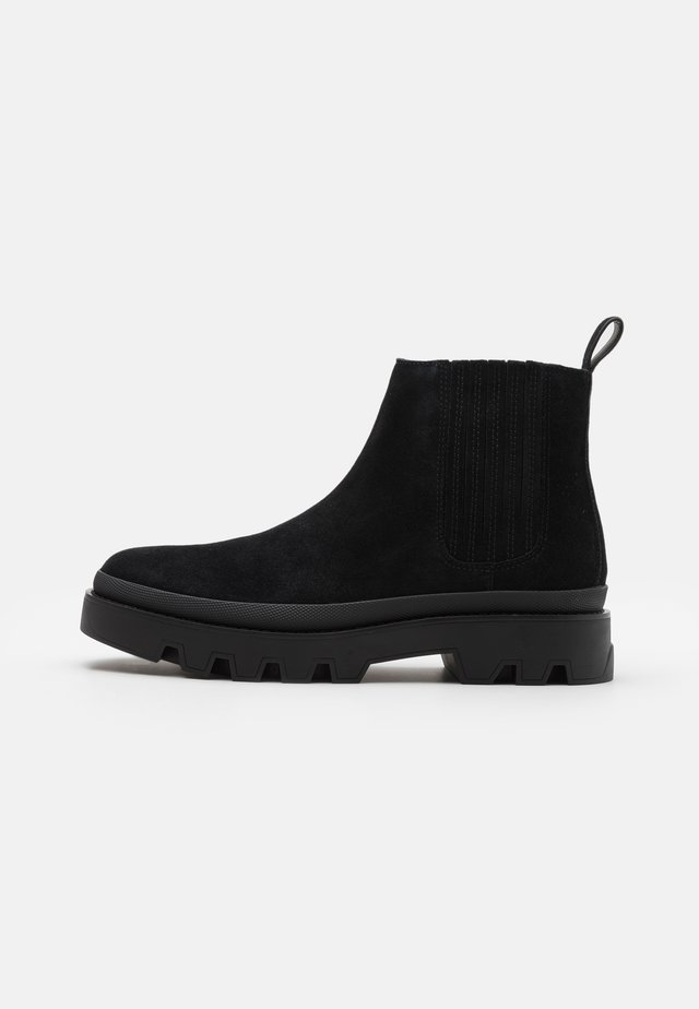 LEWIS BOOT - Stivaletti - black