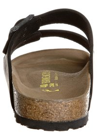 Birkenstock - ARIZONA - Slippers - black - 3