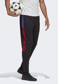adidas Performance - Träningsbyxor - black - 3
