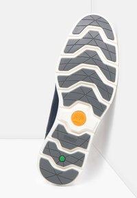 Timberland - KILLINGTON - Sneakersy niskie - navy - 3