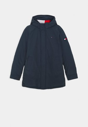 ESSENTIAL PADDED - Winter coat - blue