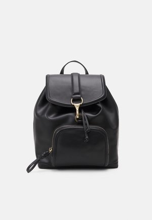 BOX BACKPACK - Batoh - black