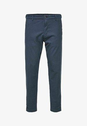 SLHSLIMTAPERED YORK - Chino - navy blazer