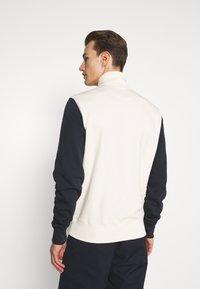 Farah - SCORSESE - Zip-up hoodie - cream - 2