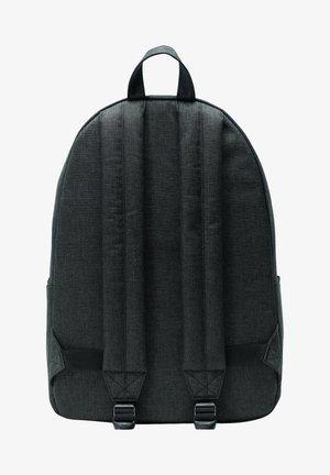 Rucksack - black crosshatch [02090]