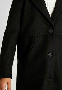 Noisy May Petite - CLAUDIA PETITE - Classic coat - black - 6