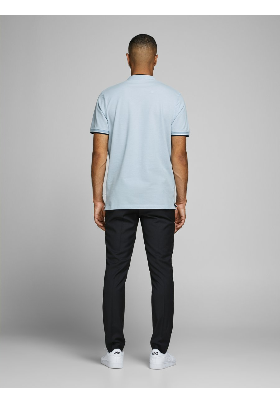 Jack & Jones PREMIUM Polo shirt - soul blue 1 dNJvb
