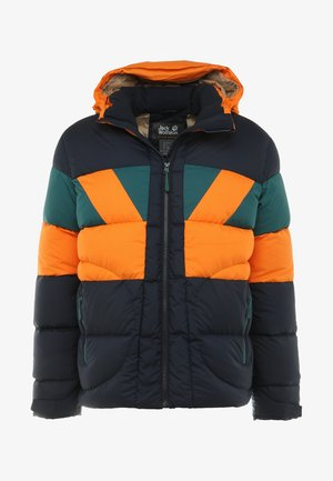 GETAWAY JACKET - Down jacket - atlantic deep