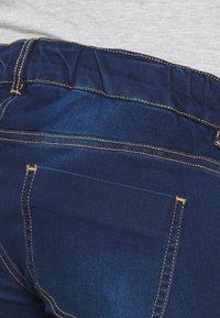 MAMALICIOUS - MLFIFTY - Jeans Skinny Fit - dark blue denim/wash - 2