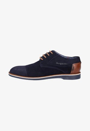 Lace-ups - dark blue