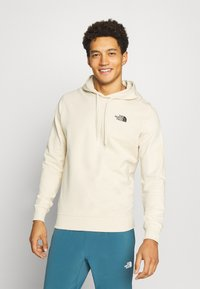 The North Face - SEASONAL DREW PEAK LIGHT - Kapuzenpullover - bleached sand - 0
