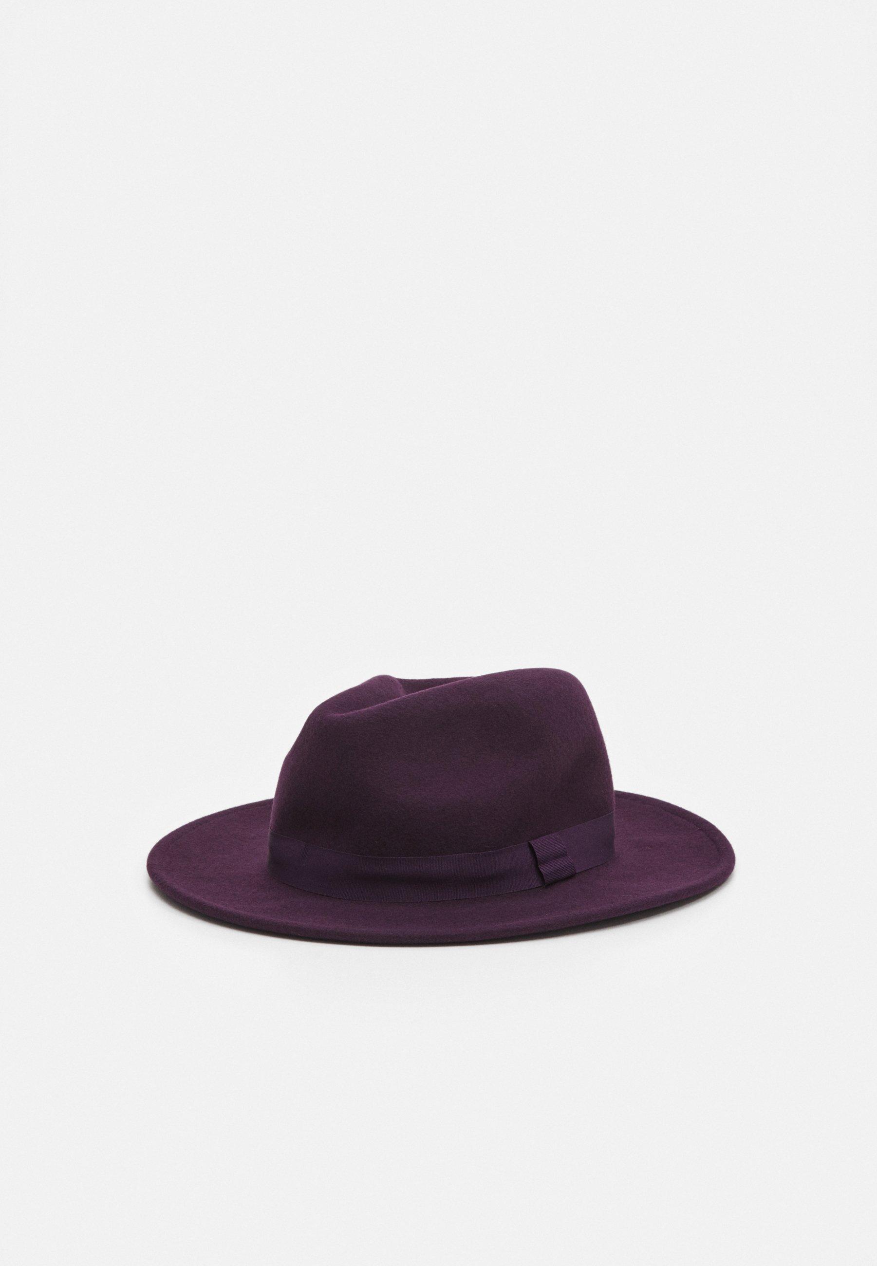 Topman FEDORA - Hatt - plum/mørkelilla pxryA9lNNgifiGH