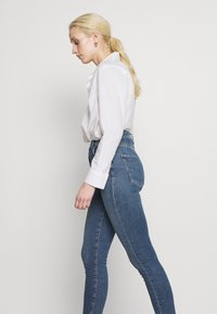 Citizens of Humanity - CHRISSY HIGH RISE - Jeans Skinny Fit - dark-blue denim - 3
