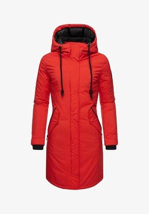 LETIZIAA - Winter coat - red