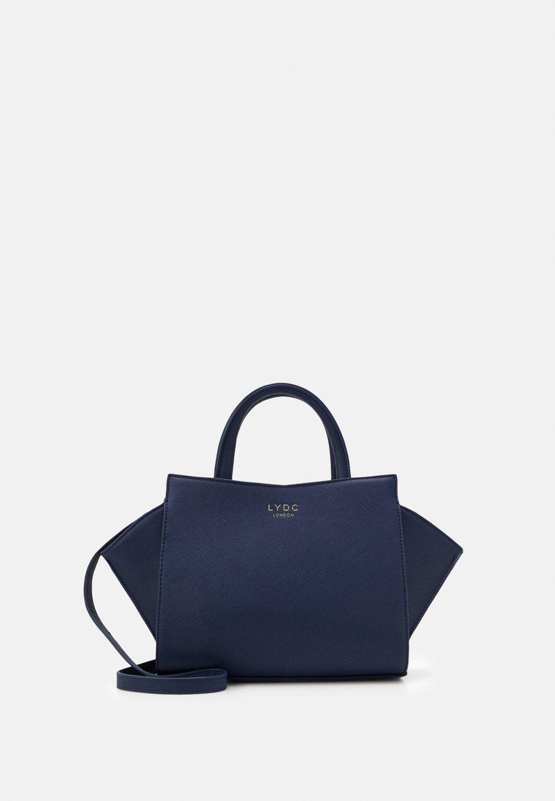LYDC London - Handbag - dark blue