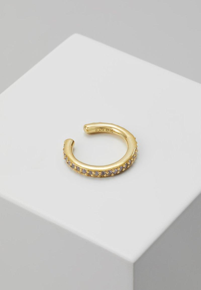 Maria Black - COLORE EAR CUFF - Earrings - gold-coloured