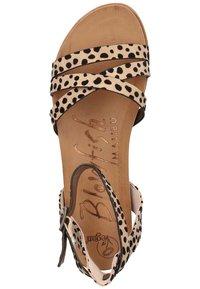 Blowfish Malibu - Sandals - sand pixie leopard - 3