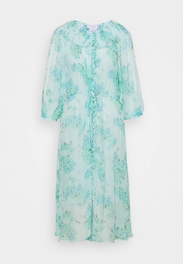 ORABELLE DRESS - Robe d'été - blue print