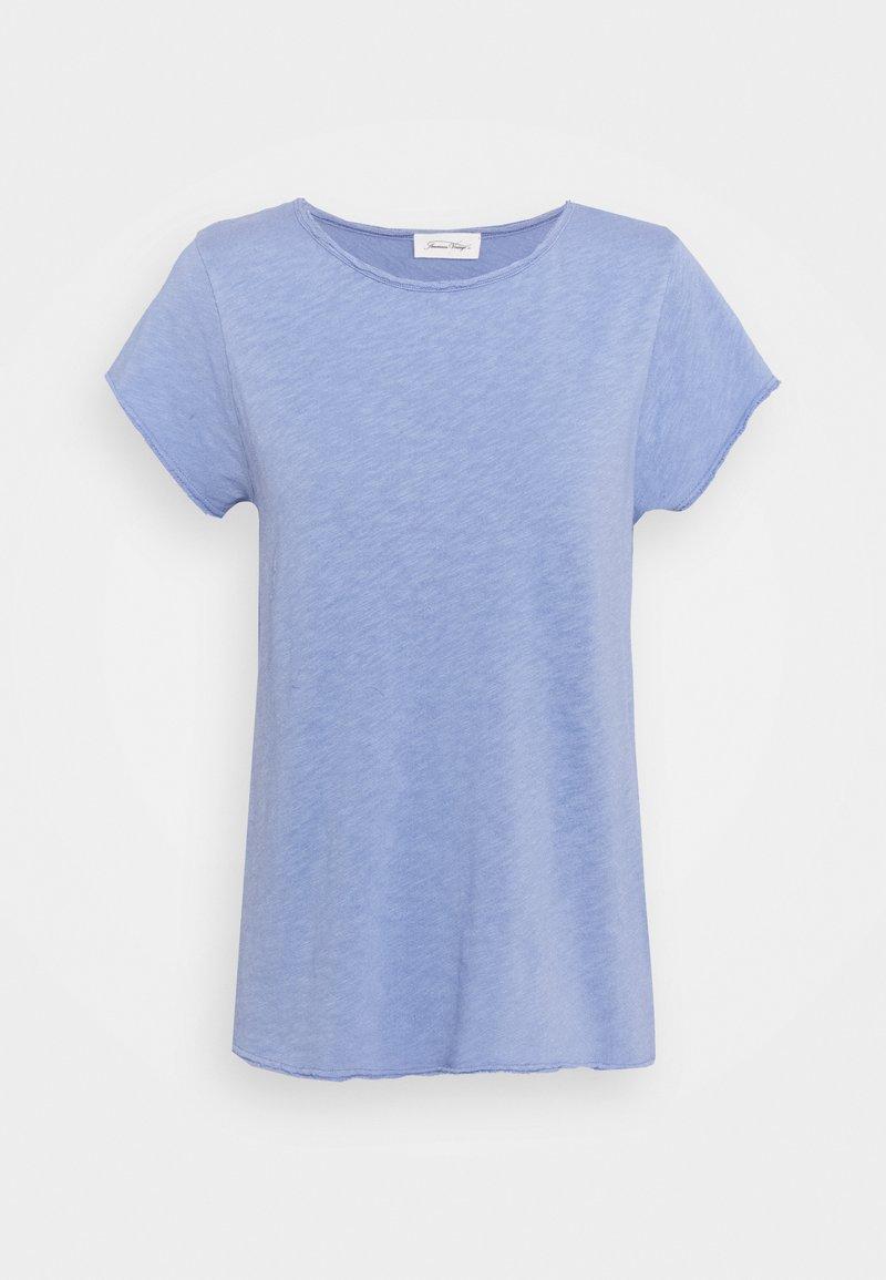 American Vintage - SONOMA - Basic T-shirt - bleute vintage