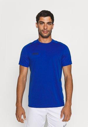 TRIKOT CHALLENGE - T-shirt print - royal/marine