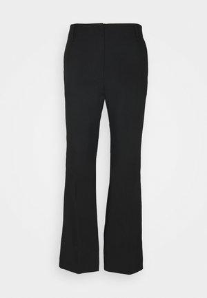 DAHNA WIDE TROUSER - Pantaloni - black