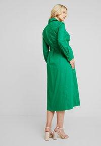 IVY & OAK Maternity - Abito a camicia - secret garden green - 3
