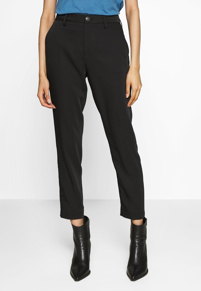 CLOSED - JACK - Trousers - black