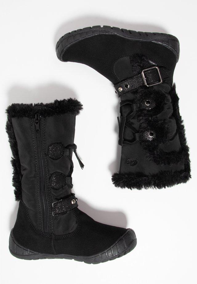 AMELIA - Winter boots - schwarz