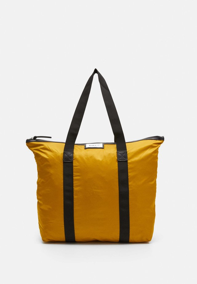 GWENETH BAG - Shoppingveske - golden palm