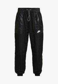 Nike Sportswear - PANT CARGO REBEL - Pantalon de survêtement - black/white - 3