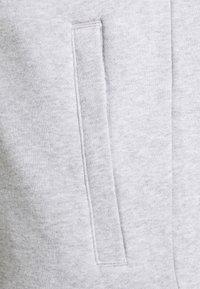 Lacoste - CLASSIC HOODIE - Sweatshirt - silver chine/elephant grey - 6