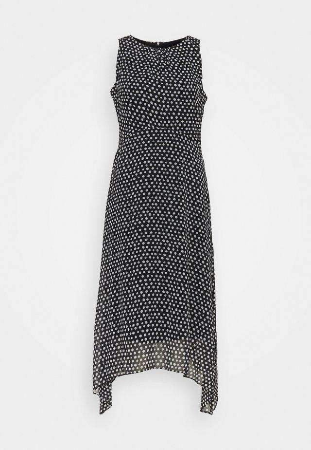 SPOT FRILL  - Sukienka letnia - black