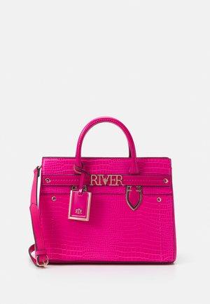 Håndveske - pink bright