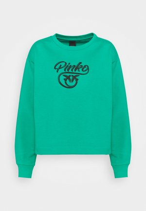 BUFFY FELPA - Sweatshirt - verde esmeraldo
