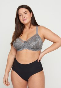 Devoted By Zizzi - FREJA - Soutien-gorge à armatures - smoked pearl - 1