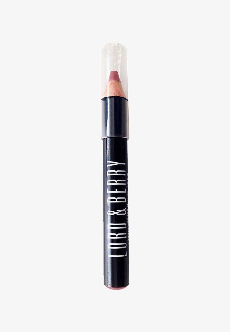 Lord & Berry - 20100 MAXIMATTE CRAYON LIPSTICK - Lipstick - 3403 without shame
