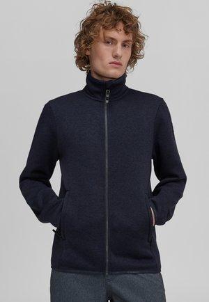 PISTE  - Sweater met rits - ink blue