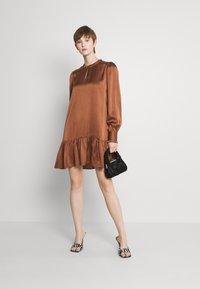 JDY - JDYFELINE DRESS - Vestito elegante - aztec - 1