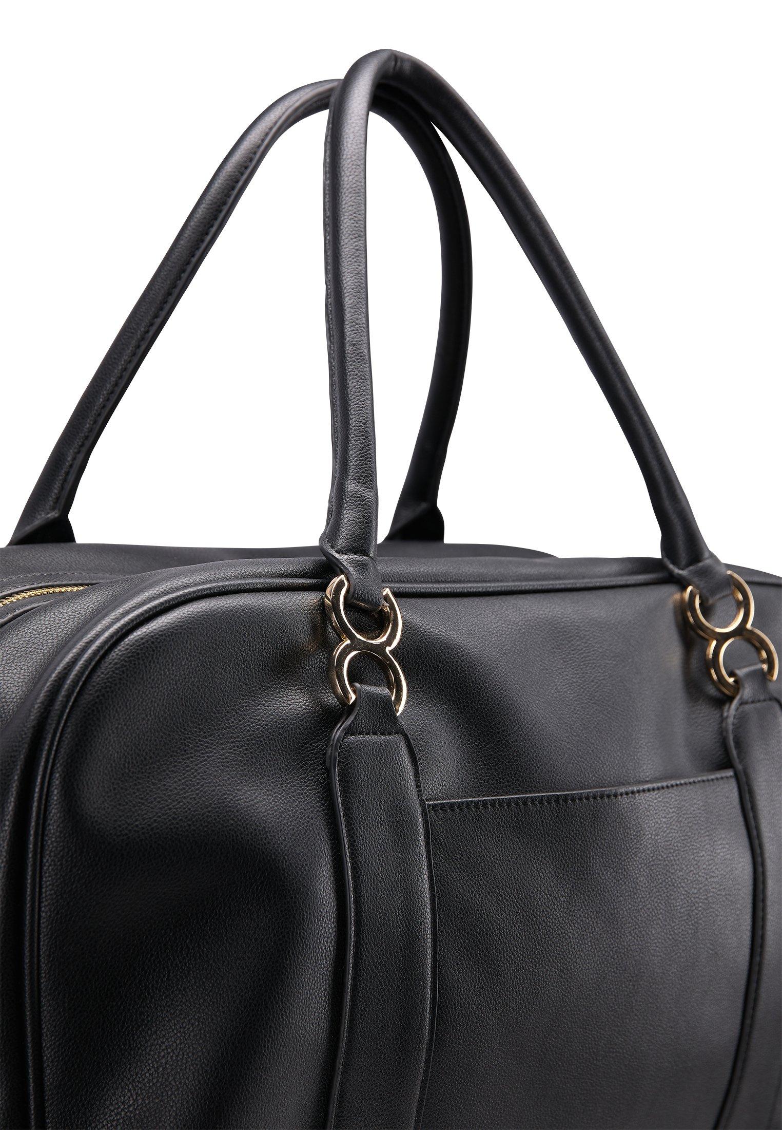 New Style Collections Accessories usha Weekend bag black De7ooMdHi gdGaLUmin