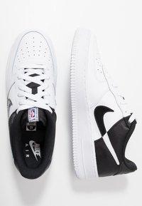 Nike Sportswear - AIR FORCE 1  - Sneakers - white/black - 0