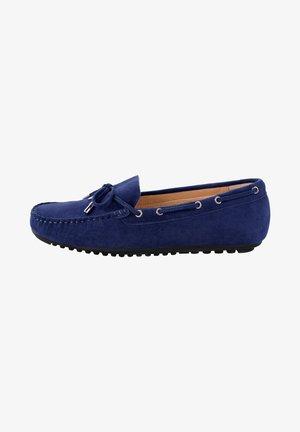 MALPAGA - Bootschoenen - navy blue