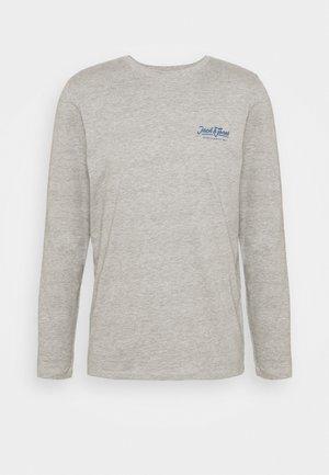 JACSMITH TEE  - Sweatshirt - light grey melange