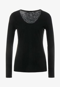 DRYKORN - ALESA - Long sleeved top - black - 3